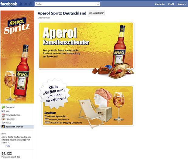Aperol Spritz Deutschland