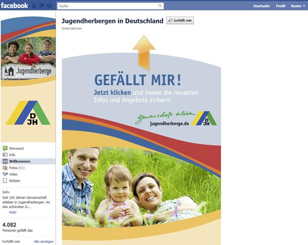 Jugendherbergen Deutschland