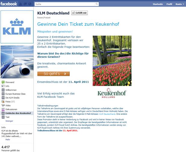 KLM Deutschland