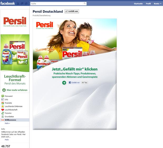 Persil Deutschland