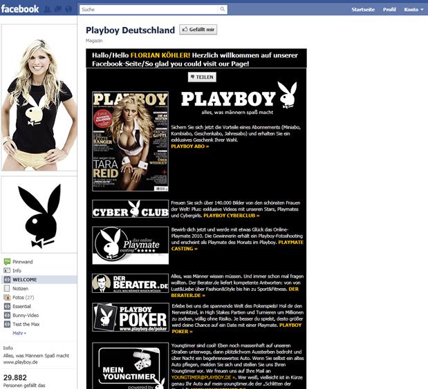 Playboy Deutschland